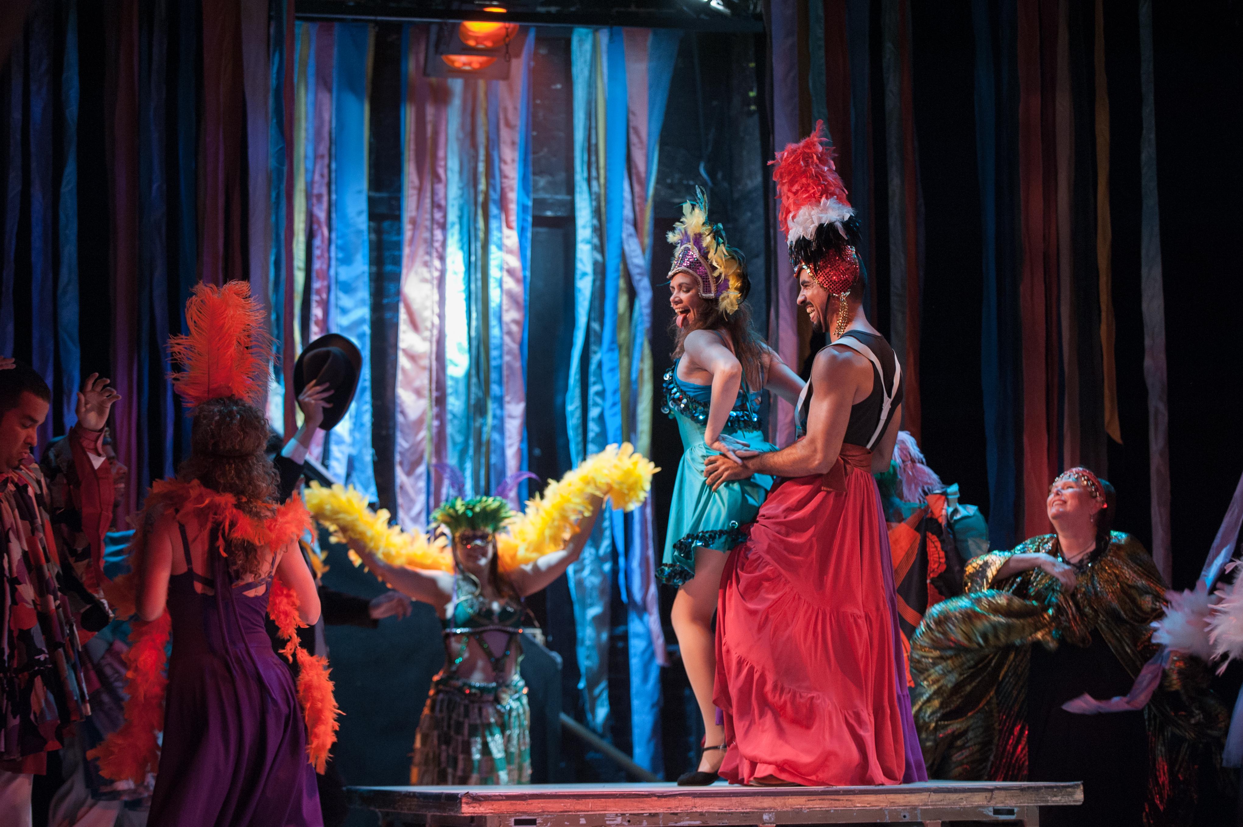 "Halloween@Repertorio, ""Doña Flor y sus dos maridos"", Prizes and More"