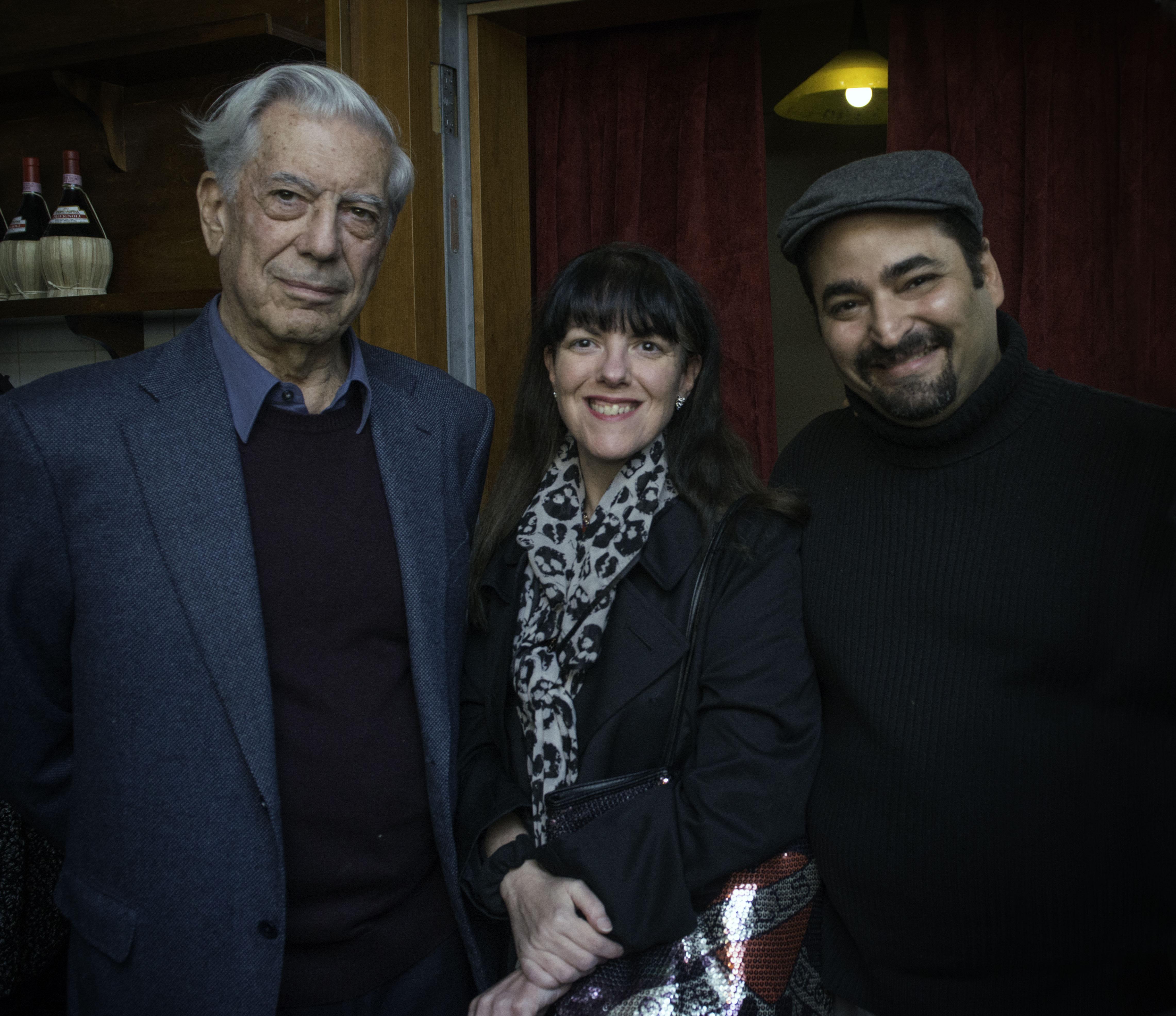 Michael Palma forRepertorio Vargas Llosa Reception Visit 018