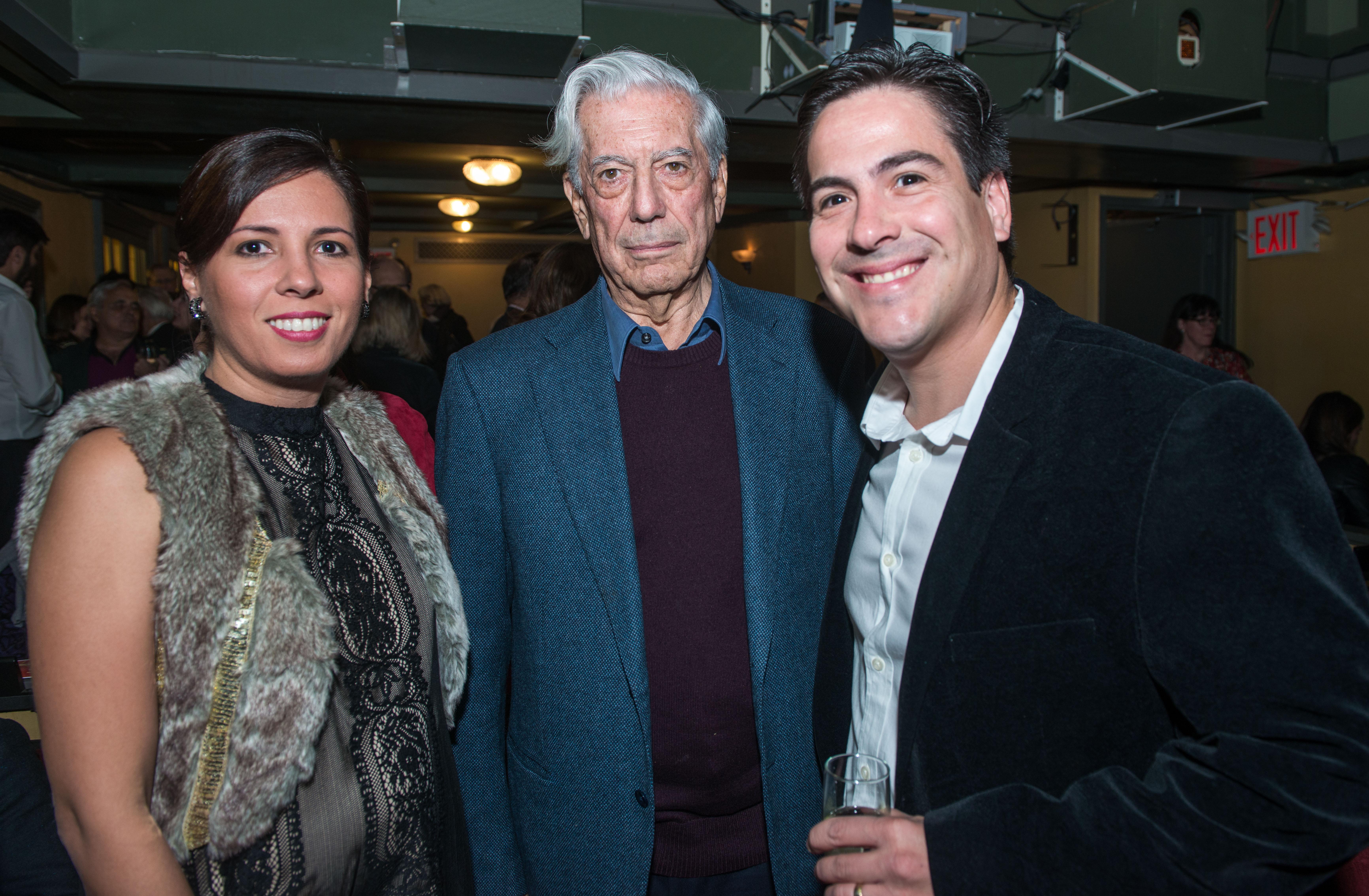 Michael Palma forRepertorio Vargas Llosa Reception Visit 043