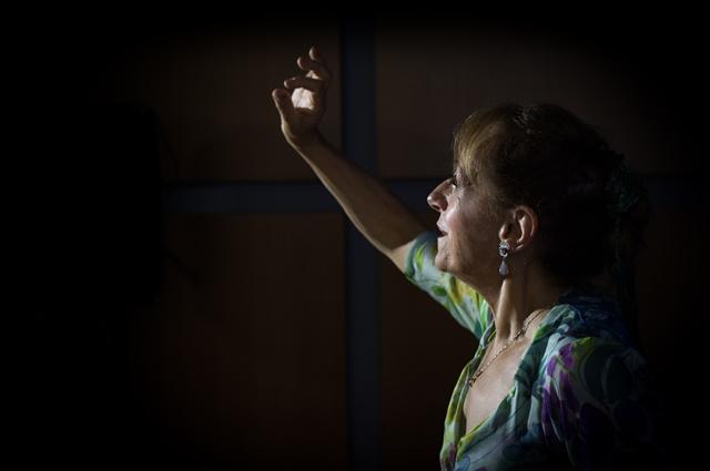 Argentinian Actress Mónica Villa Comes to Repertorio Español