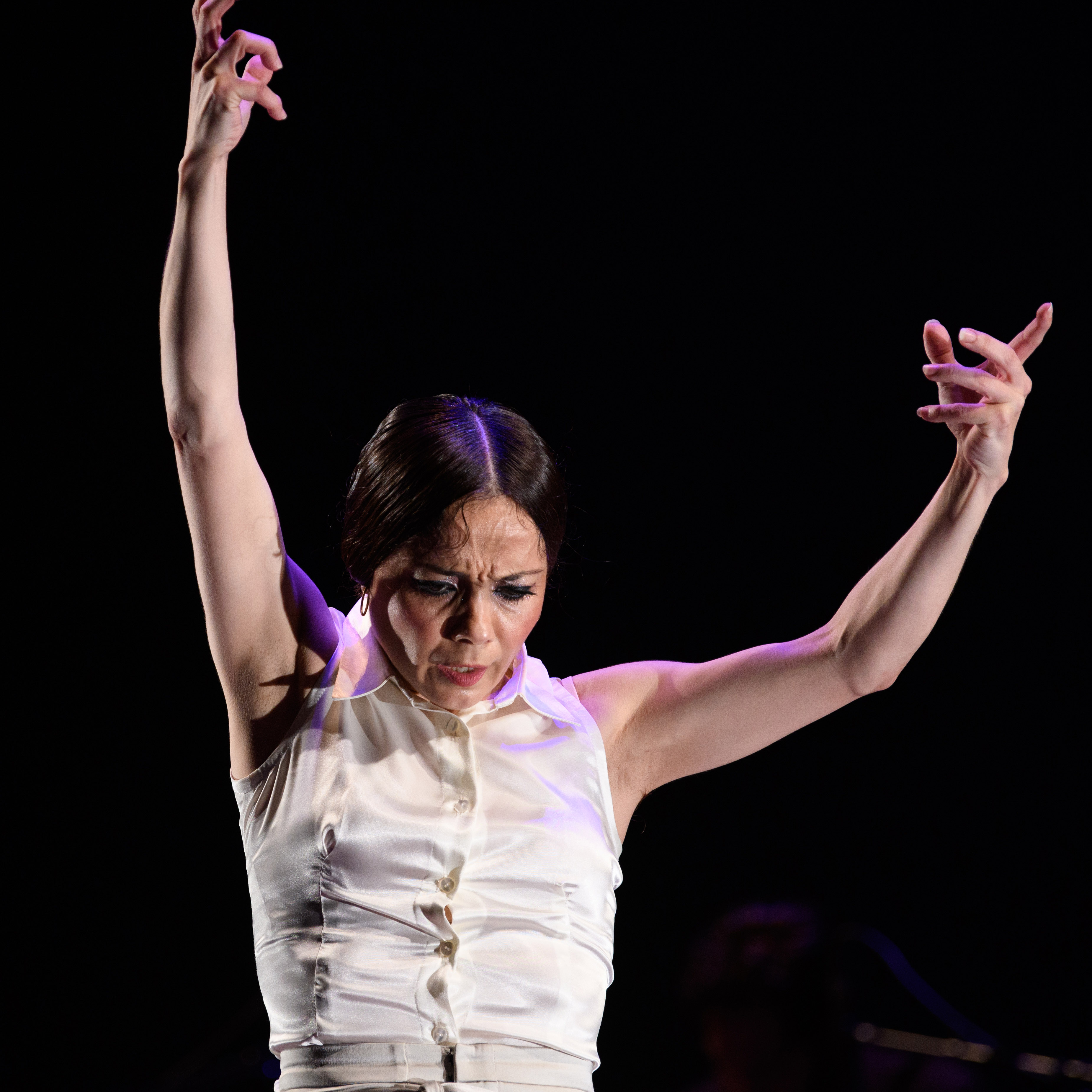 THE RETURN OF FLAMENCO STAR OLGA PERICET TO REPERTORIO THIS FALL