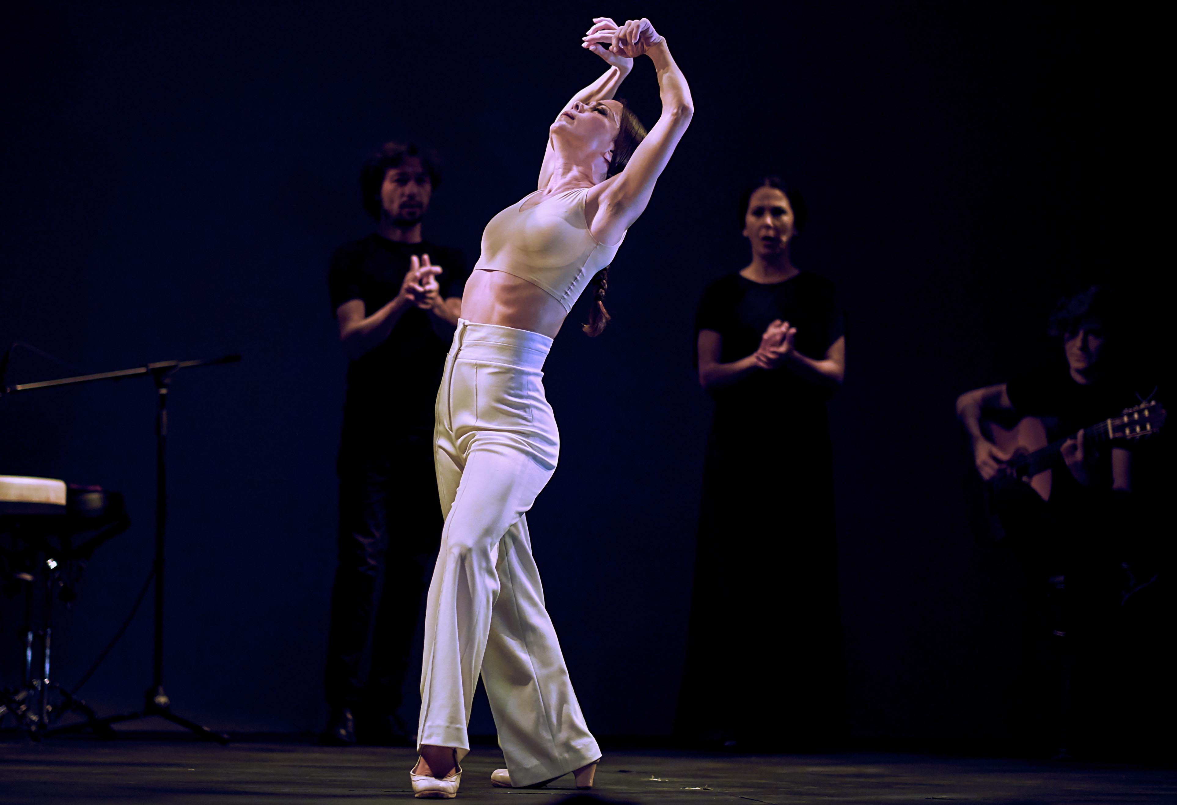 OLGA PERICET IS AWARDED WITH THE TOP NATIONAL DANCE PRIZE IN SPAIN