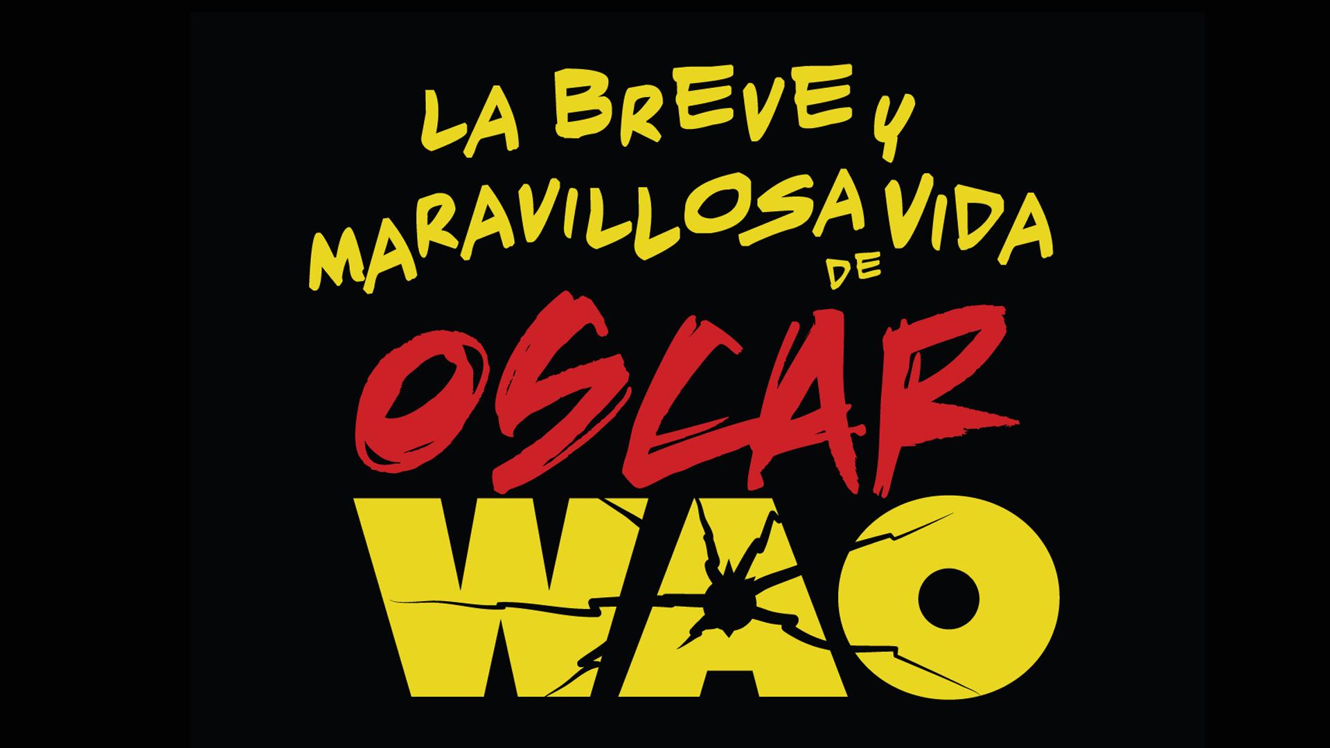 Oscar Wao Logo Spanish Facebook